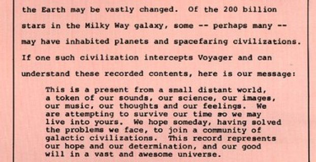 Mensaje de Jimmy Carter