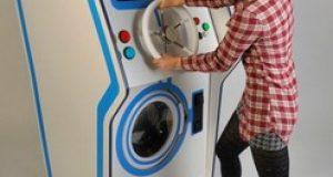 lavadora friki