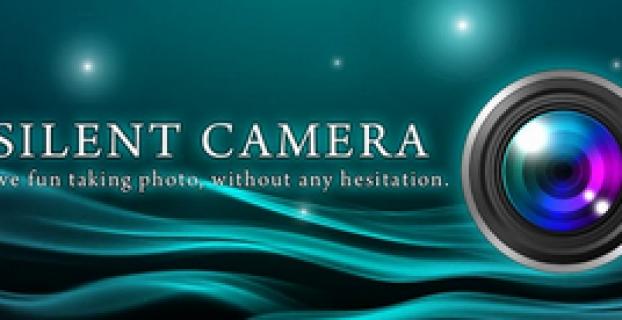 Cámara Silenciosa para Android, Silent Camera