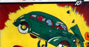 Superman 1 Action Comics 1938