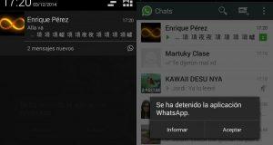 vulnerabilidad whatsapp