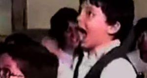 videos de niños nerviosos
