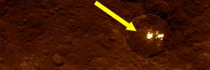 Las misteriosas luces de Ceres asombran a la NASA