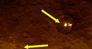 Misterio de Ceres NASA