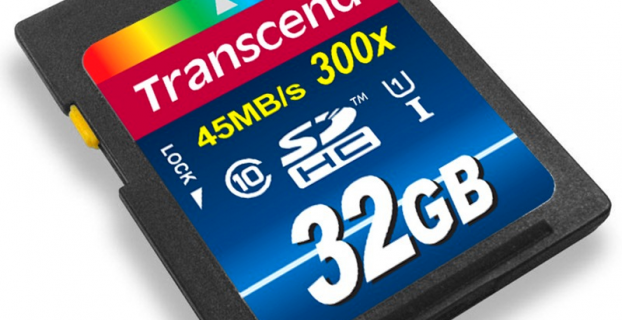 sd transcend 32 gb